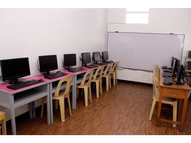 AJV Computer Lab