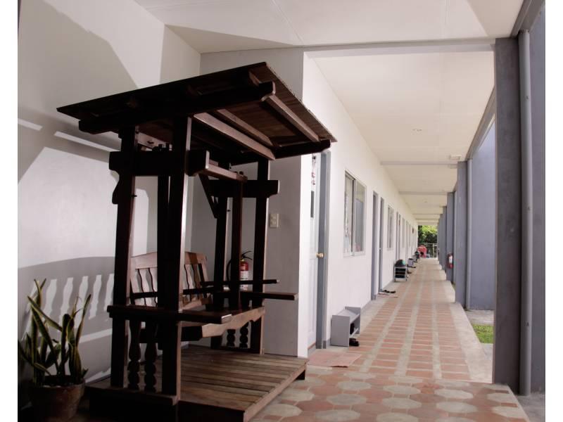 AJV Grade School Hallway