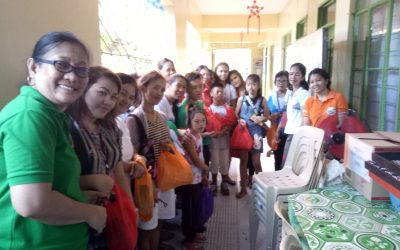 Bagong Silang Elementary School – Christmas Donation 2019